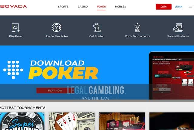 Bovada Poker Review – Is poker bovada lv a Legit poker room?