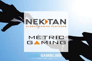 Nektan partners with Metric Gaming