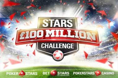 Stars $/$100 Million Challenge
