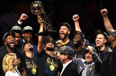 Golden State Warriors Champions 2018