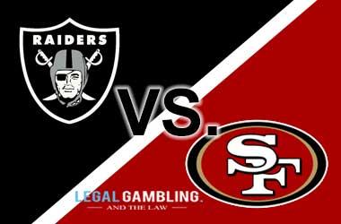 Oakland Raiders vs. San Francisco 49ers