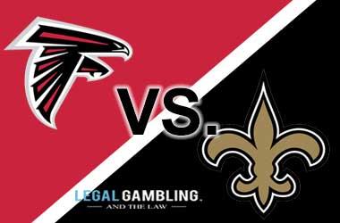 Atlanta Falcons vs. New Orleans Saints