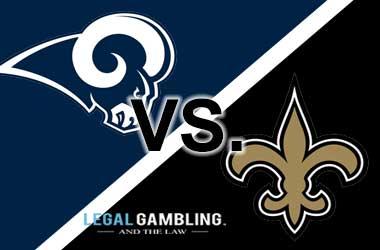 Los Angeles Rams vs. New Orleans Saints