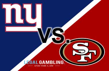 New York Giants vs San Francisco 49ers