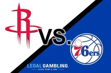 Houston Rockets vs. Philadelphia 76ers