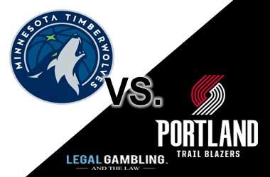 Minnesota Timberwolves vs. Portland Trail Blazers