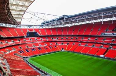 Wembley Stadium (inside)